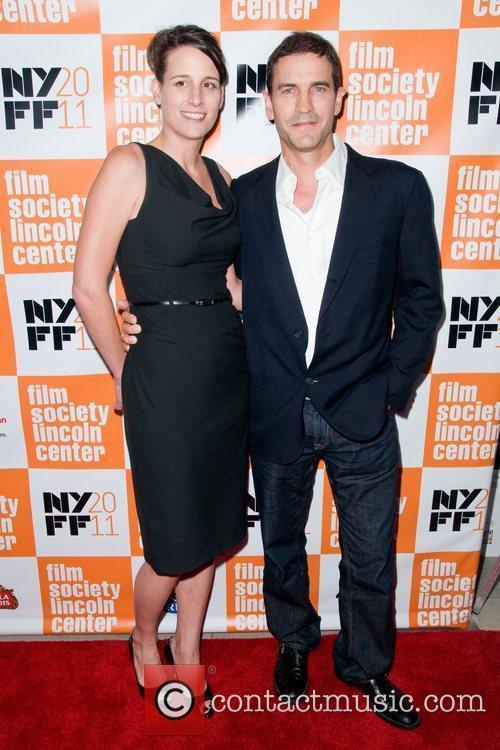 The 49th Annual New York Film Festival premiere...