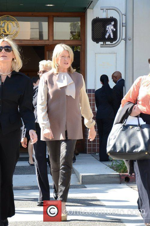 martha stewart in good spirits while out 5749779