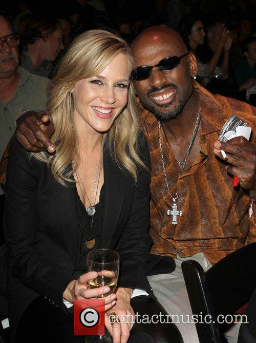 Julie Benz and Romany Malco 11