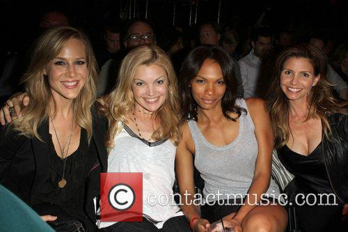 Julie Benz, Charisma Carpenter and Clare Kramer 8