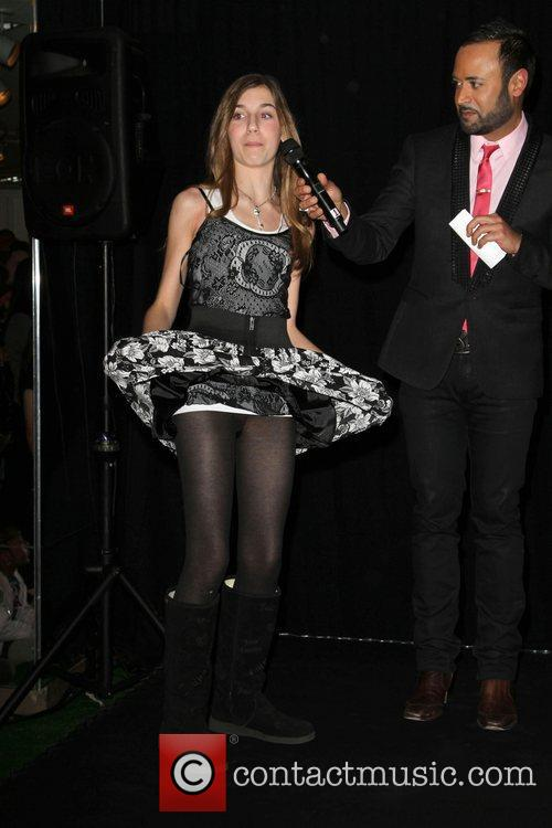 Model, Nick Verreos Kelly Osbourne launches Madonna's 'Material...