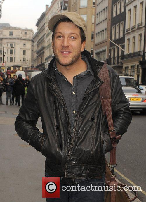 matt cardle out and about in mayfair 3613505
