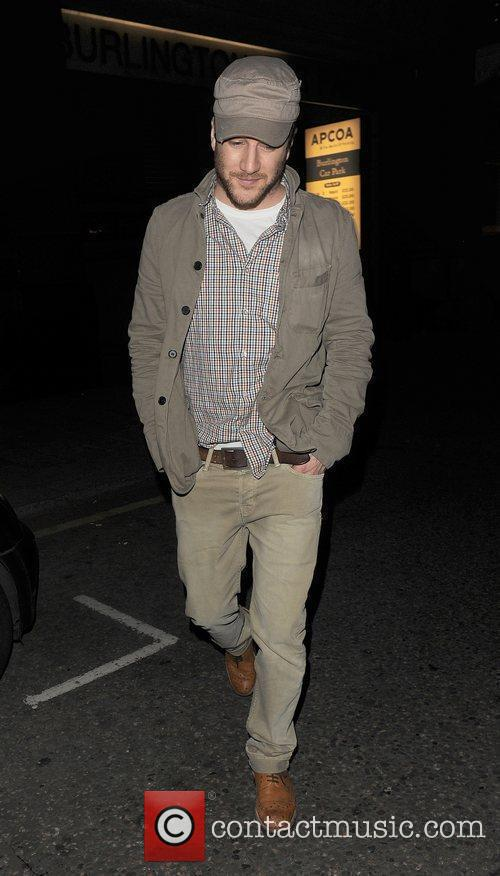 Former X Factor winner Matt Cardle leaves Embassy...