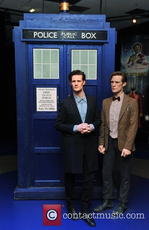 Matt Smith, Doctor Who and Olympia