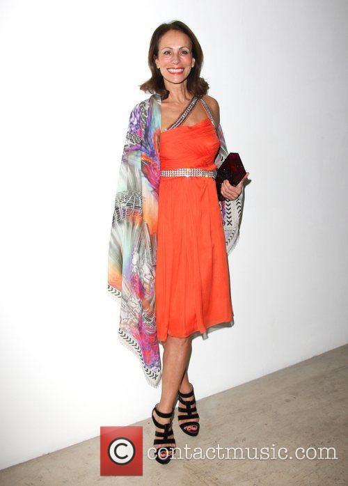 Andrea Dellal London Fashion Week A/W 2011 -...