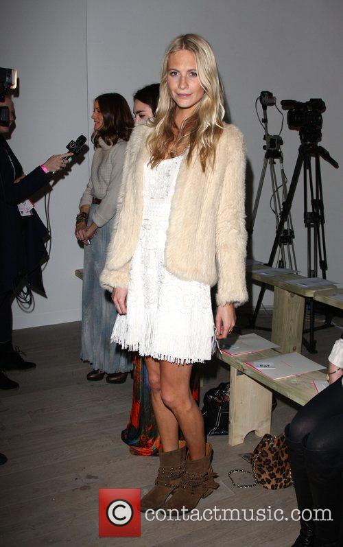 London Fashion Week A/W 2011 - Matthew Williamson...