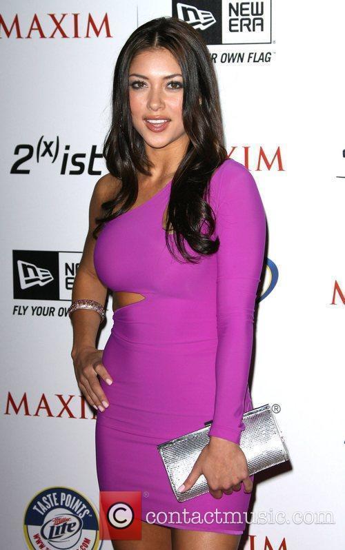 Arianny Celeste 2011 Maxim Hot 100 Party held...