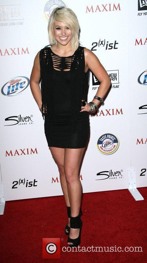 BC Jean 2011 Maxim Hot 100 Party held...