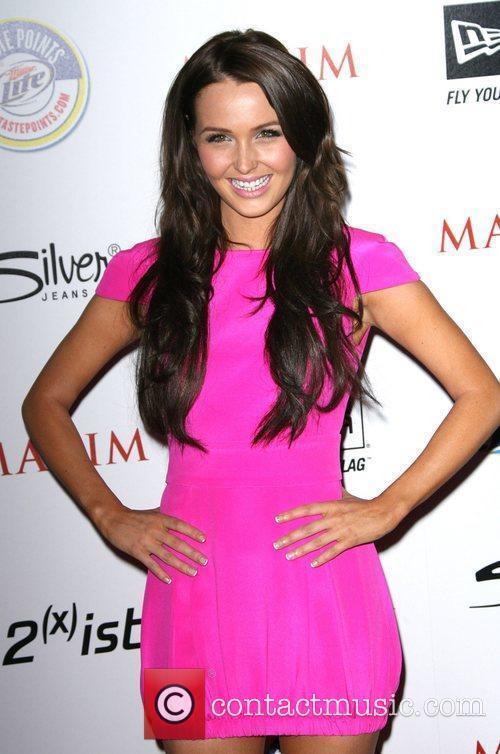 Camilla Luddington 2011 Maxim Hot 100 Party held...