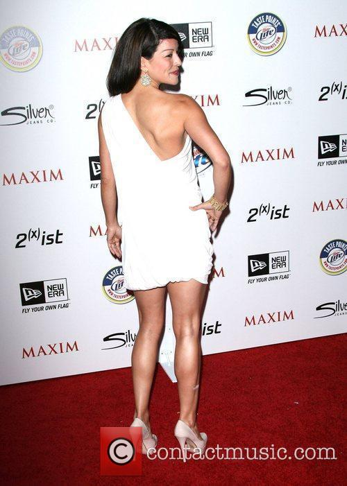 2011 Maxim Hot 100 Party held at Eden