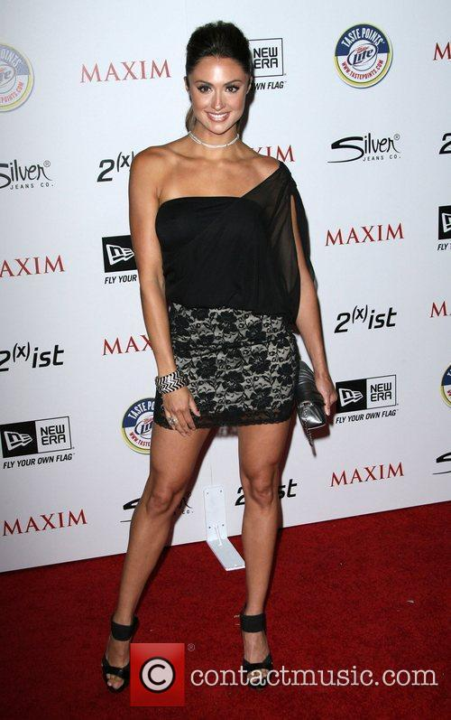 Katie Cleary 2011 Maxim Hot 100 Party held...