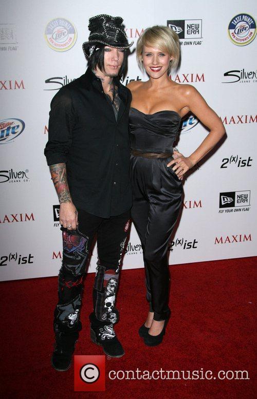 Nicky Whelan 2011 Maxim Hot 100 Party held...