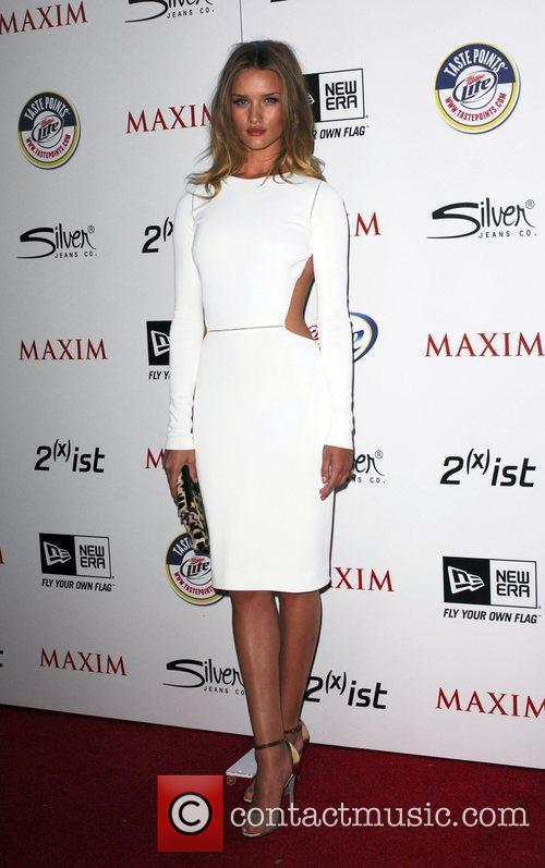 Rosie Huntington Whiteley  2011 Maxim Hot 100...