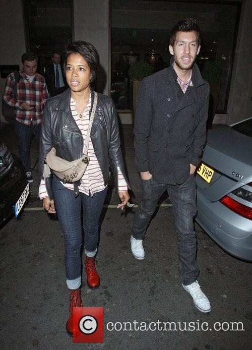Calvin Harris and Kelis 1