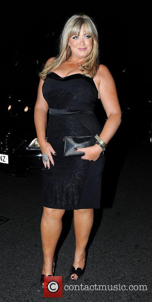 The Only Way Is Essex star Gemma Collins...
