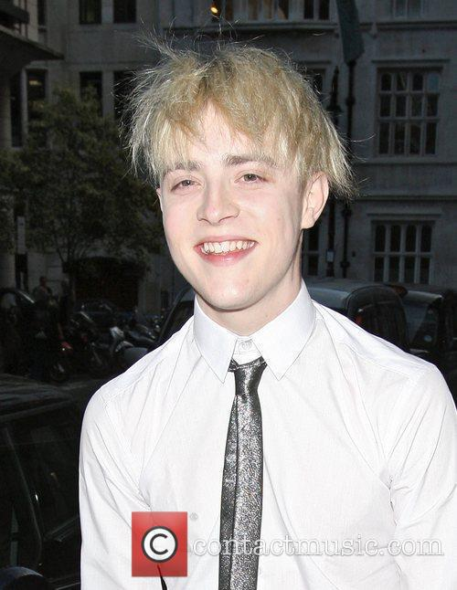 One half of Jedward, John Grimes was more...