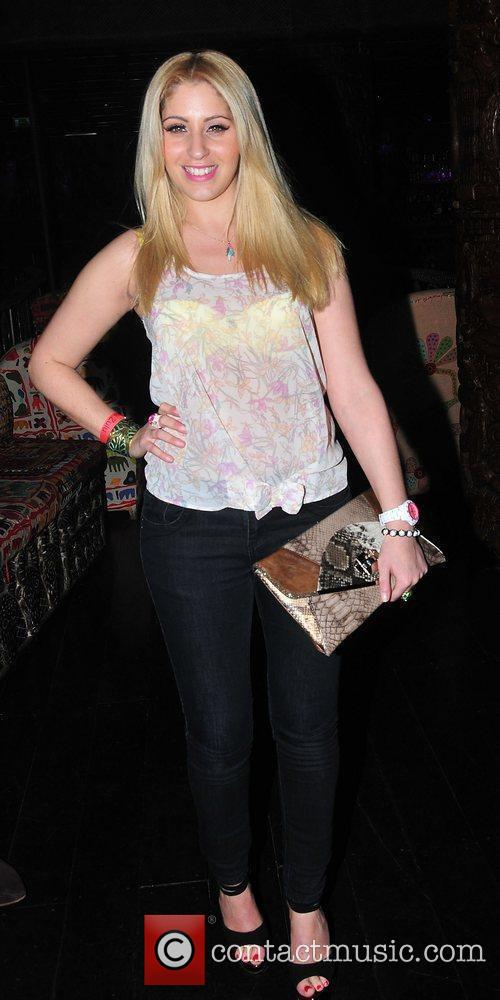 Home » Candy Jacobs » Candy Jacobs, At Liz McClarnon's Birthday ...