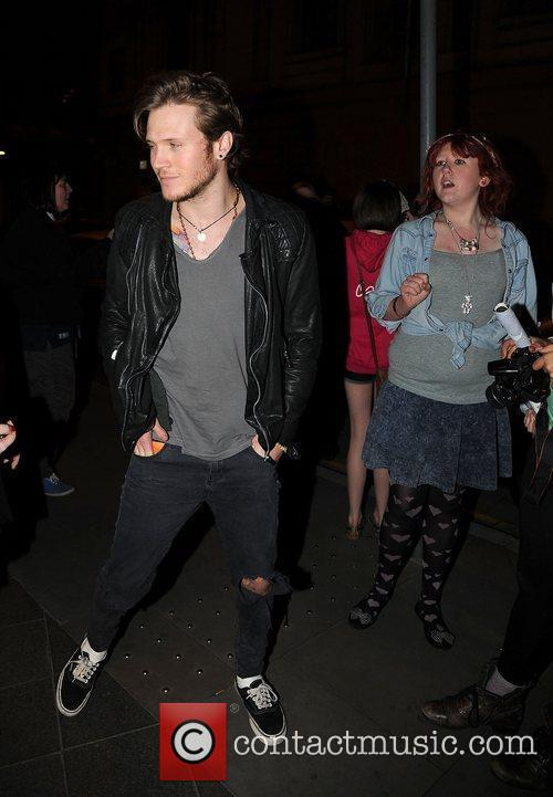 Dougie Poynter and Mcfly 2