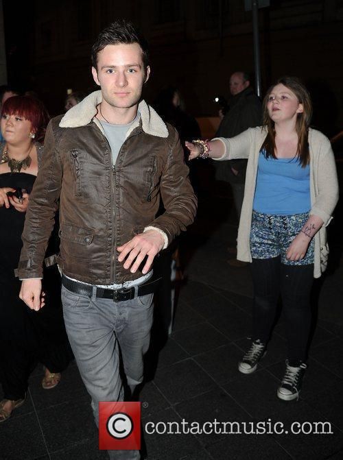Harry Judd and Mcfly 1