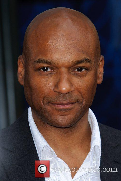 Colin Salmon McLaren Automotive Showroom - opening at...