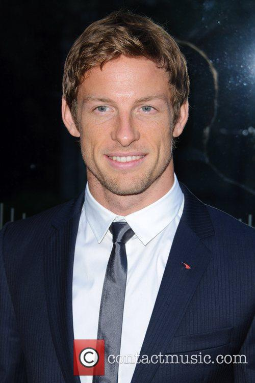 Jenson Button McLaren Automotive Showroom - opening at...