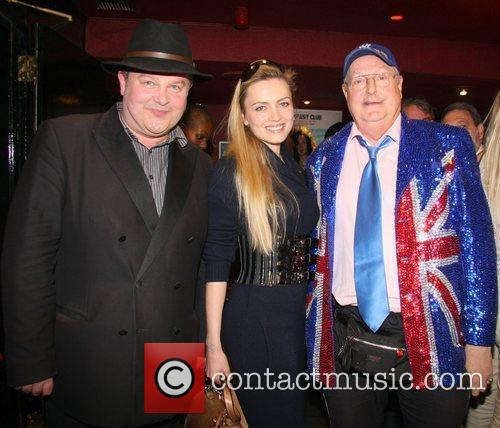 Paul Wiffin, Lana Holloway, Jonathan King ME, ME,...