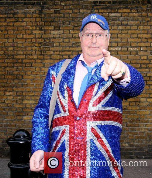 Jonathan King ME, ME, ME press preview London,...