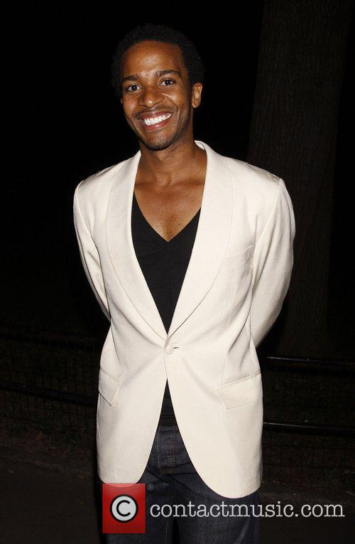 Andre Holland The Public Theater presents the opening...