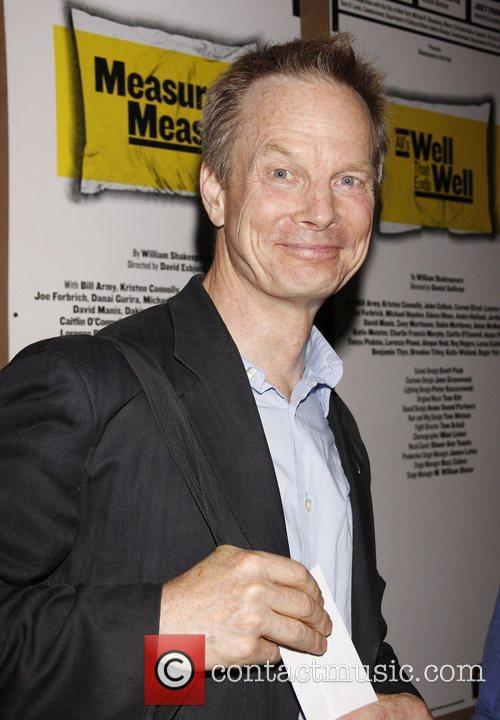 Bill Irwin The Public Theater presents the opening...