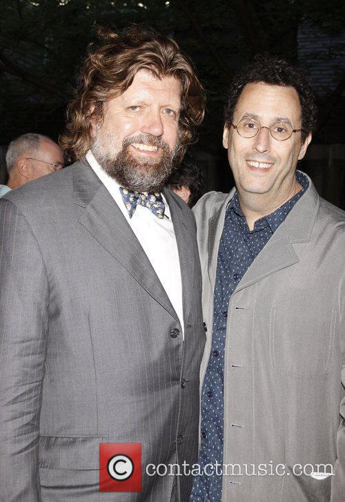 Oskar Eustis and Tony Kushner 1