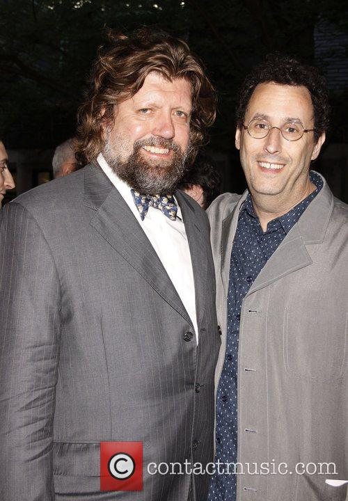 Oskar Eustis and Tony Kushner 2