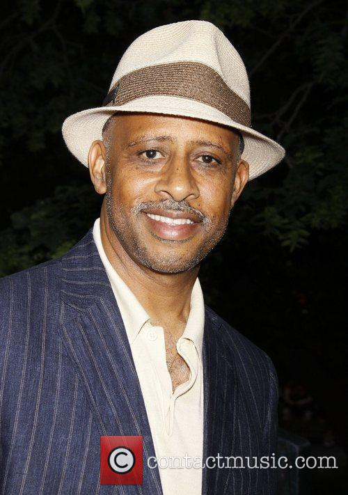 Ruben Santiago-Hudson The Public Theater presents the opening...