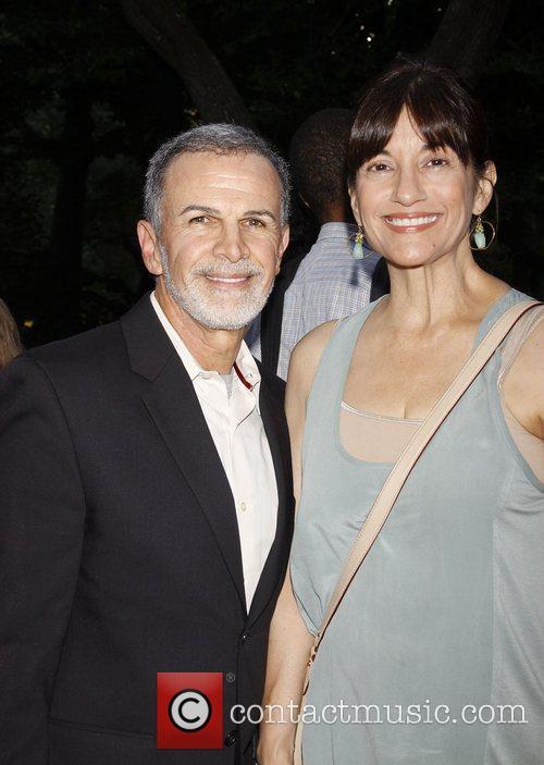 Tony Plana and Ada Maris The Public Theater...
