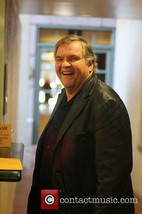 meat loaf out and about in beverly 3591208