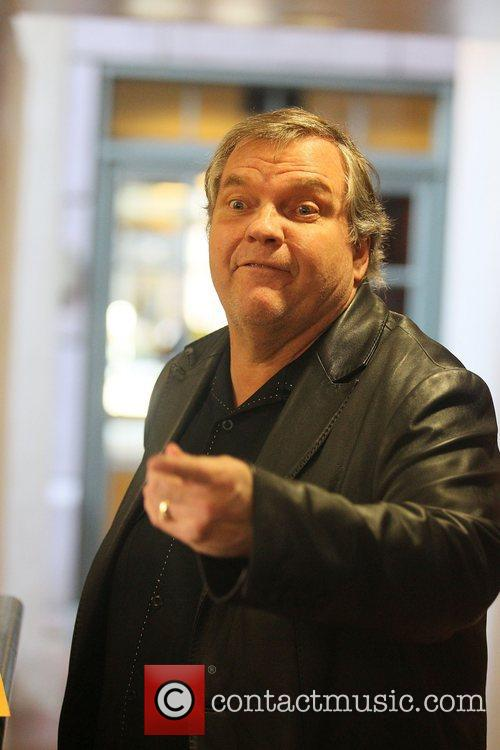 meat loaf out and about in beverly 3591213