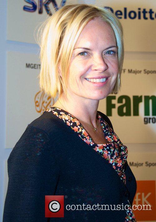 Mariella Frostrup MediaGuardian Edinburgh International Television Festival at...