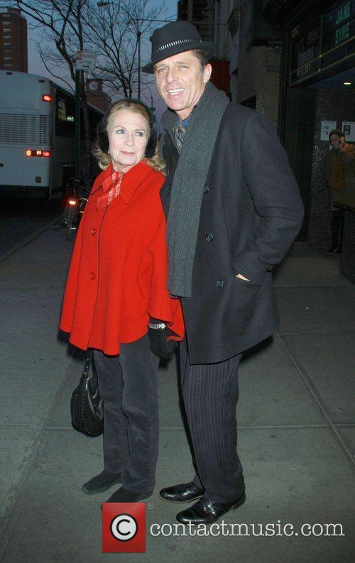 Juliet Mills and Maxwell Caulfield Screening of 'Meek's...
