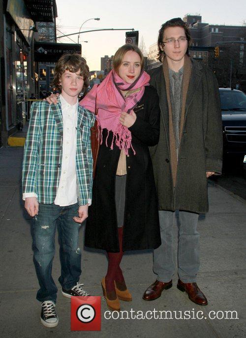 Tommy Nelson, Zoe Kazen and Paul Dano Screening...