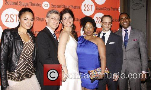 Karen Olivo, David Garrison, Stephanie J. Block, Kimberly...