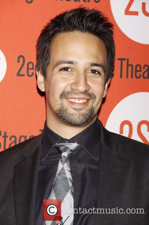 Lin-Manuel Miranda Opening night after party for the...