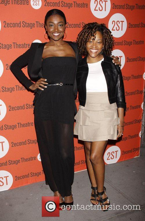 Patina Miller, guest Opening night after party for...
