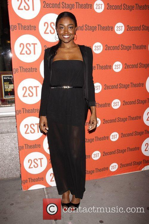 Patina Miller Opening night after party for the...