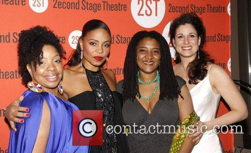 Kimberly Hebert Gregory, Sanaa Lathan, Lynn Nottage and...