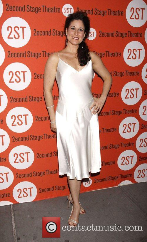 Stephanie J. Block Opening night after party for...