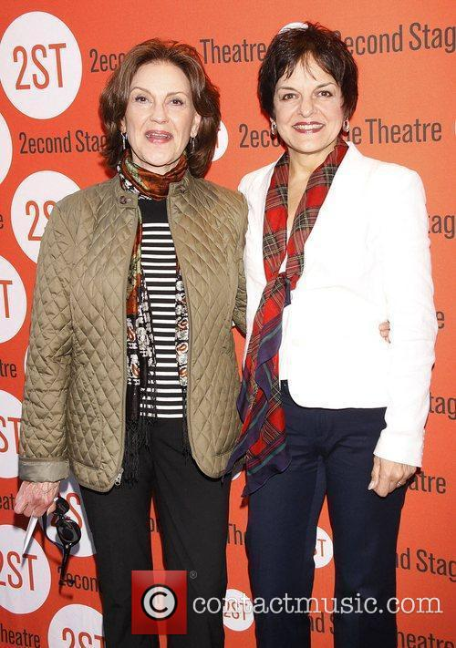 Kelly Bishop and Priscilla Lopez from the Original...