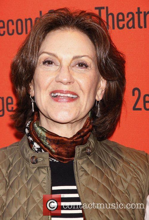 Kelly Bishop Opening night of the Off-Broadway production...