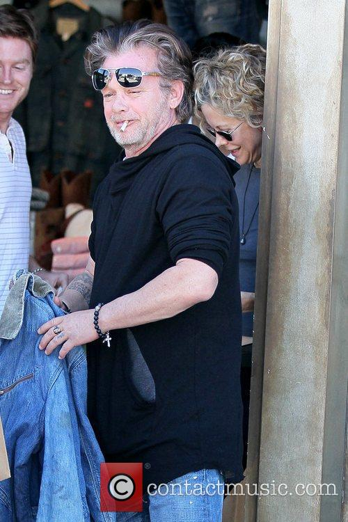 Meg Ryan and John Mellencamp 2