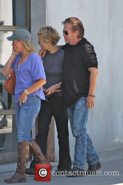 Meg Ryan and John Mellencamp 5
