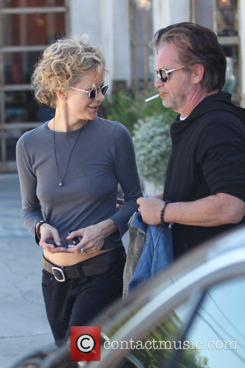 Meg Ryan and John Mellencamp 3