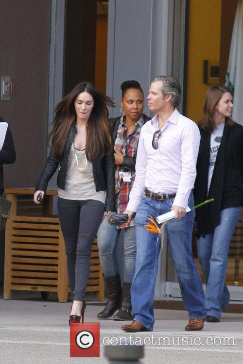 Megan Fox and Tim Westwood 9